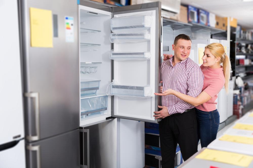 frigo américain Hisense