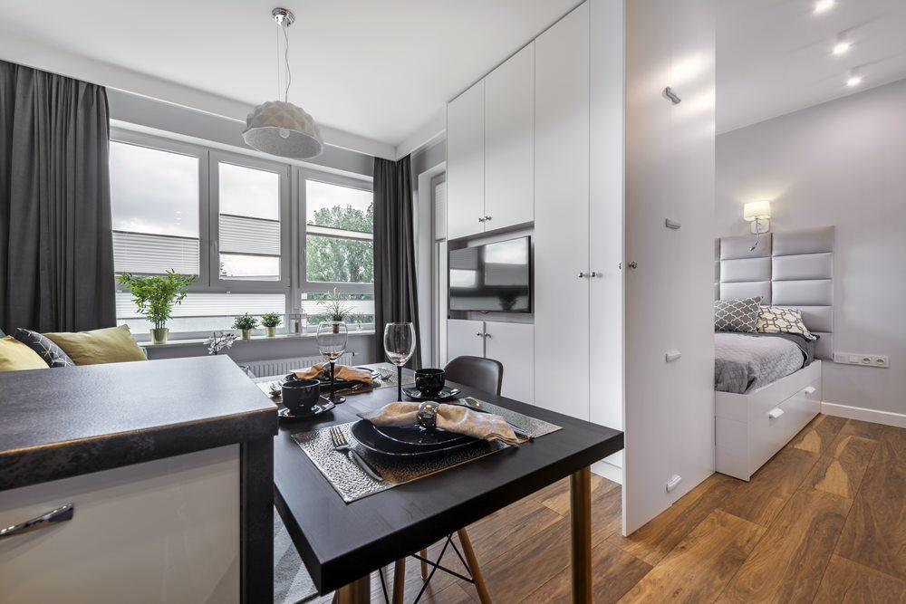 optimiser l'espace de votre petit appartement